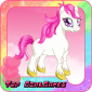 Cute pony care – girl game Pour PC icône