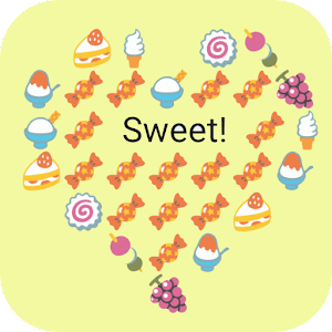 download Food Art - Emoji Keyboard🍬🍭 apk