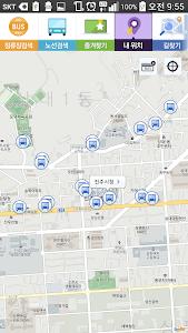 진주버스정보 screenshot 5