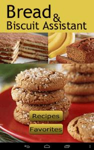 Bread & Biscuit Recipes screenshot 5