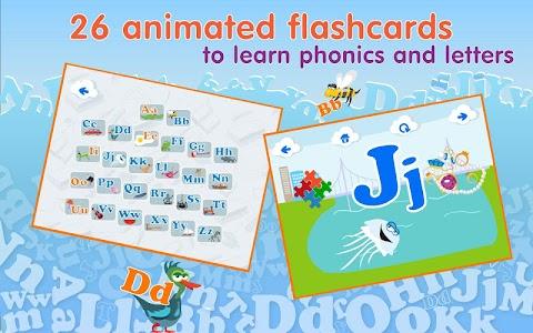 Montessori ABC Games 4 Kids HD screenshot 0