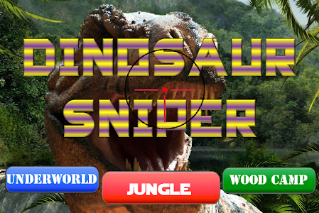 Dino Hunter Sniper Pro screenshot 4