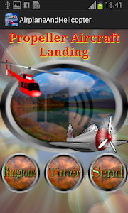 Airplane & Helicopter Ringtone screenshot 2