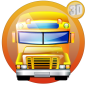 Bus Parking Simulator Game 3D icon