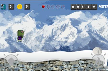 Monster Hulk screenshot 1