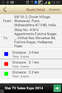 GPS Route Tracker-Find Near By screenshot 1