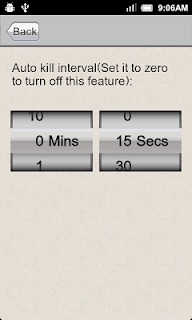 Task Killer screenshot 02