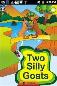 Two Silly Goats - Kids Story screenshot 0