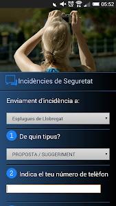 Citizen Security-Esplugues screenshot 2