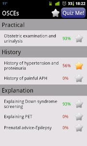 Obstetrics and GynaecologyLite screenshot 3