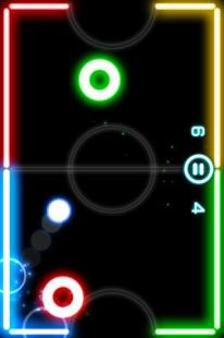 Glow Hockey 2 APK