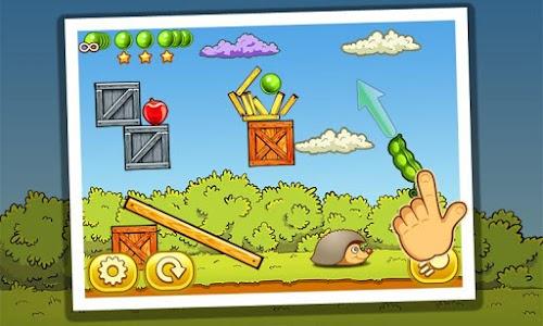 Hedgehog – Lost apples screenshot 12