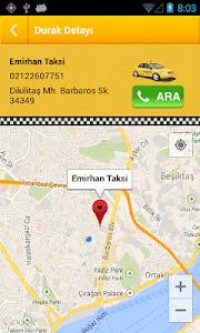 Nerde Bu Taksi screenshot 3