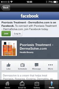 Dermasolve Psoriasis Treatment screenshot 4