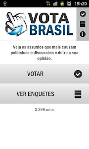 Vota Brasil screenshot 0