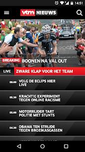VTM NIEUWS screenshot 1