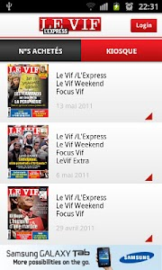 Le Vif/L'Express screenshot 3