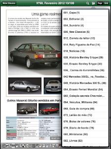 Motor Clássico screenshot 7