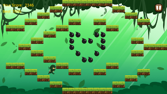 Yoo Ninja Rush screenshot 6