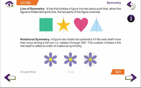 Grade 7 Math Learning Cards screenshot 3