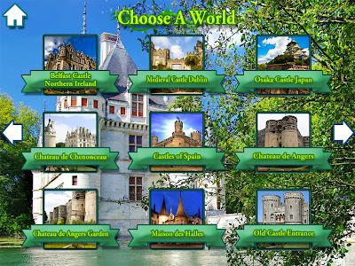 Hidden Objects: World Castles screenshot 4