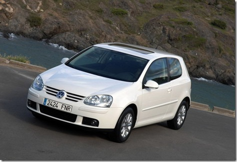 VW Golf Last Edition
