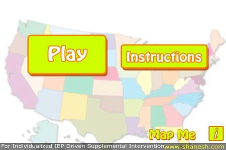 Map Me - Autism Series screenshot 11