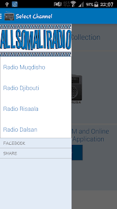 Radio Muqdisho screenshot 4
