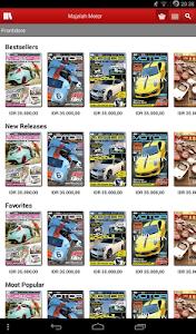 Majalah Motor screenshot 0