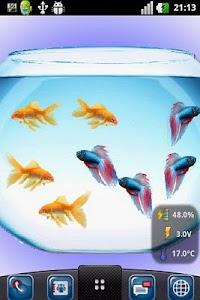 My Fish Bowl Live Aquarium screenshot 2
