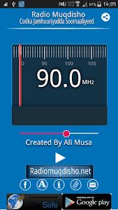 Radio Muqdisho screenshot 3