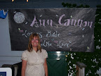 Ann Cannon at The Kings English Bookshop