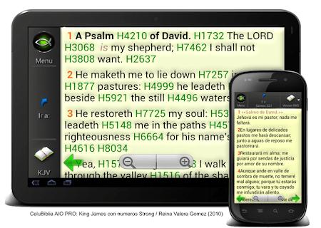 CeluBiblia / La Biblia screenshot 01