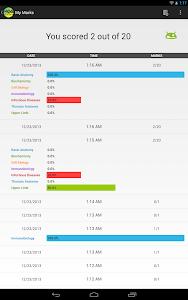 Medicine MCQs for Med Students screenshot 8