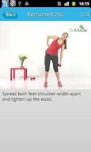Ladies' Waist Workout FREE screenshot 7