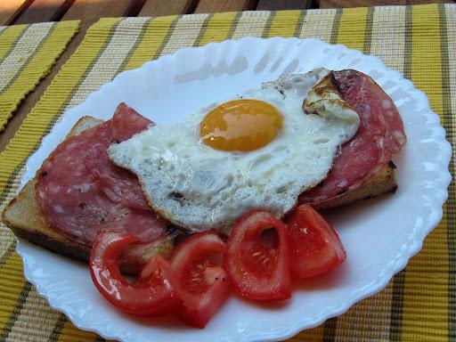 Pečeno jajce