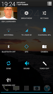 EL CM-10/10.1/10.2 THEME screenshot 1