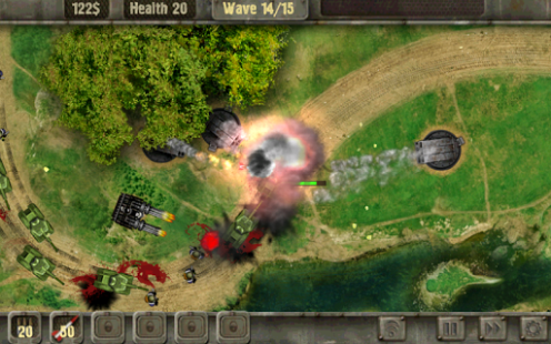 Defense Zone - Original APK