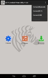 Zebra ZQ110 screenshot 7