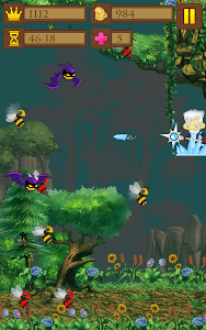 Jungle Swarm screenshot 6