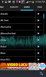 Quick MP3 Music Audio screenshot 8