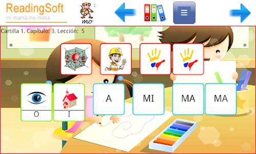 Curso 1 Aprender a Leer screenshot 4