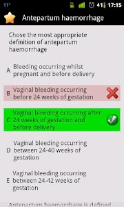 Obstetrics and GynaecologyLite screenshot 2