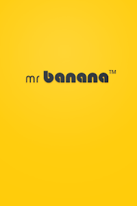 Mr Banana - Book a Driver screenshot 0