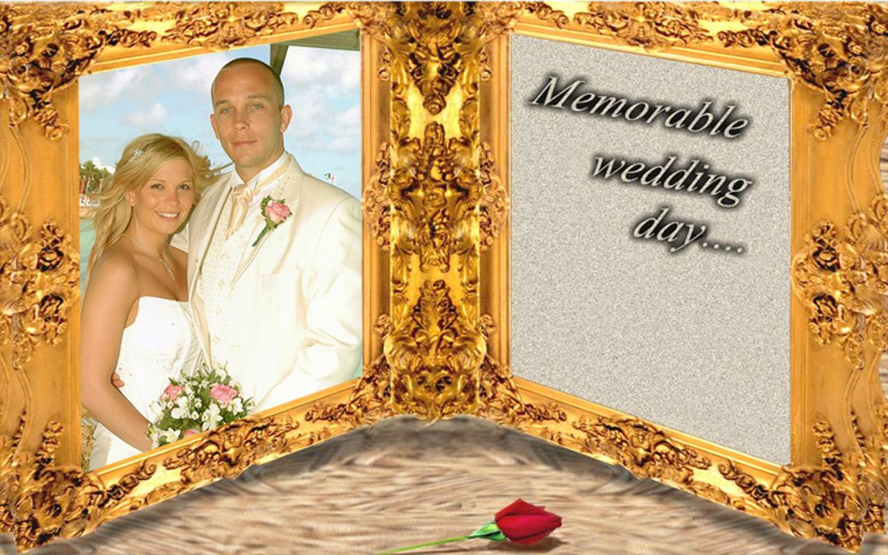 Latest Fashions Updated Photofunia Frames Of Marriage Couple