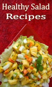 Healthy Salad Recipes screenshot 0