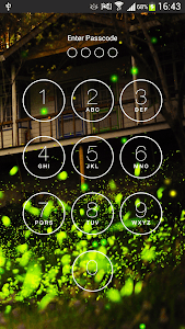 Lock Screen & Live Wallpaper screenshot 1