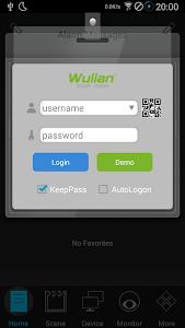 Wulian SmartHome HD screenshot 0