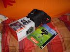Canon EOS 450D + Tarjeta SD + Funda + Catálogo de la Oferta