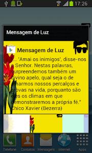 Mensagem de Luz screenshot 4